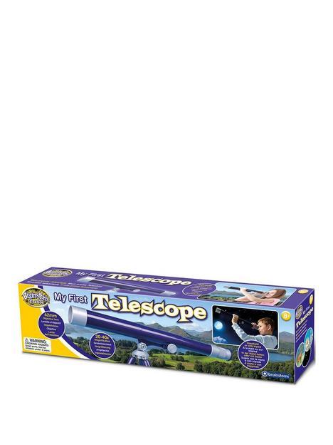 my-first-telescope