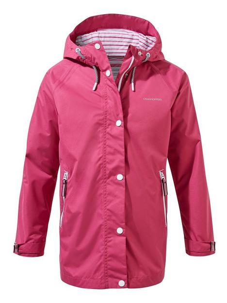 craghoppers-girls-marietta-jacket-pink