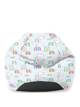 rucomfy-rainbow-sky-classic-bean-bag