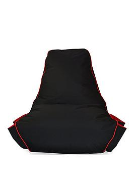 rucomfy-kids-gamer-beanbag-chair-red