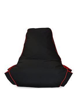 rucomfy-kids-gamer-beanbag-chair-red