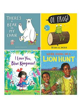charity-coram-beanstalk-animals-book-bundle