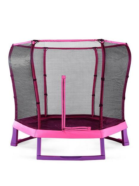 plum-7ft-pink-trampoline-and-enclosure