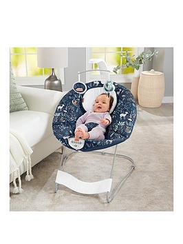 Fisher-Price Fisher-Price See & Soothe Deluxe Bouncer