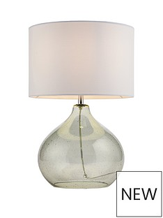 dew-glass-sage-table-lamp