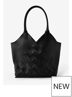 accessorize-harley-weave-shopper-black