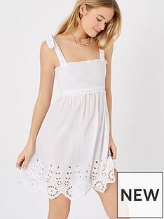 accessorize-broderie-hemnbspbandeaunbspdress-white