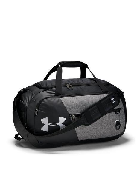 under-armour-trainingnbspundeniable-40-duffle-bag-greyblack