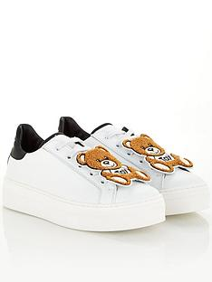 moschino-childrens-teddy-logo-leather-trainers-white