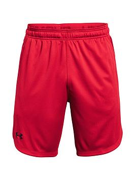 under-armour-training-knitnbspshorts-red