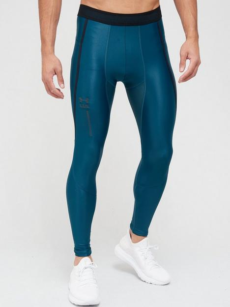 under-armour-training-hg-iso-chill-perf-leggings-greenblack