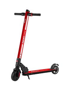 ducati-corse-air-24-volt-lithium-ion-electric-scooter-red