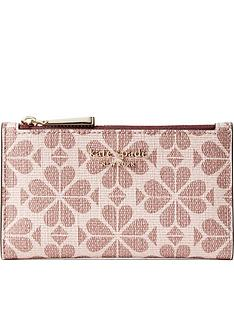 kate-spade-new-york-spade-flower-coated-canvas-slim-bifold-purse-pink