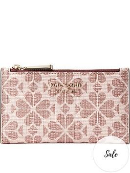 kate-spade-new-york-spade-flower-coated-canvas-slim-bifold-purse-pink