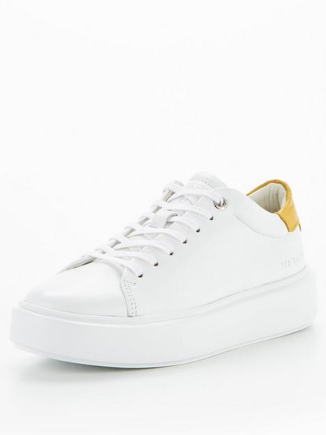 ted-baker-leather-platform-trainer-white