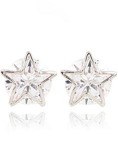 kate-spade-new-york-something-sparkly-star-stud-earrings-silver