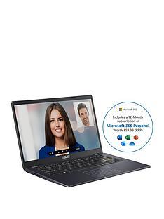 asus-cloudbook-e410ma-eb008ts-intel-celeron-n4020-4gb-ram-64gb-emmc-14-fhd-laptop-with-optional-norton-360-1-year-blue