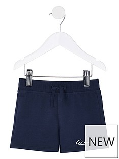 river-island-mini-mini-boys-jog-shorts--nbspnavy
