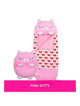 happy-nappers-pink-kitty-sleeping-bag-medium