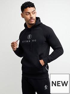 gym-king-pro-logo-hood-black