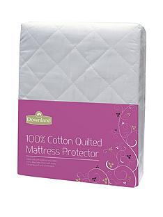 downland-extra-deep-100-cotton-quilted-mattress-protector