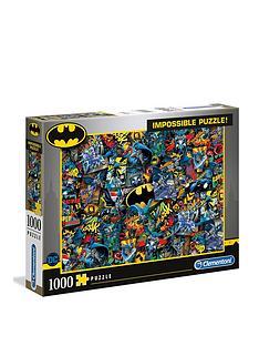 clementoni-clementoni-batman-1000pc-impossible-puzzle