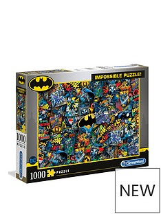 clementoni-clementoni-batman-1000pc-impossible-puzzle