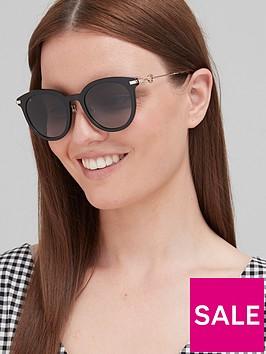 kate-spade-new-york-keesey-round-sunglasses--nbspblack