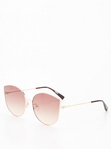 moschino-cat-eye-sunglasses--nbspgold