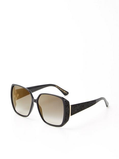 jimmy-choo-cloe-oversized-sunglasses--nbspblack