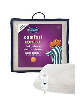 pictures of electric blanket control