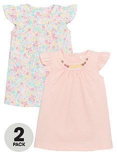 mini-v-by-very-baby-girls-2-pack-romper-dresses-multi
