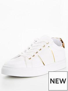 v-by-very-alpha-side-stripe-trainer-white-gold