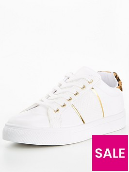 v-by-very-side-stripe-trainer-white-gold