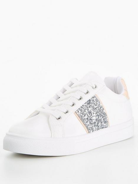 v-by-very-side-stripe-trainer-white-silver