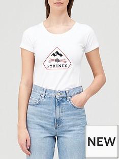 pyrenex-estela-logo-classic-fit-t-shirt-white