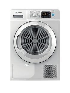 indesit-ytm1182xuk-8kg-load-heat-pump-tumble-dryer-white
