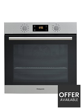 hotpoint-sa2840pix-built-in-60cm-width-electric-single-oven-stainless-steel