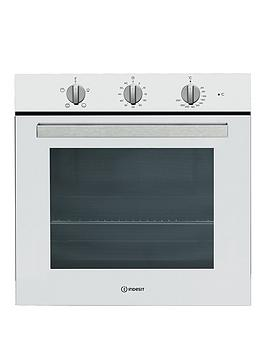 indesit-ifw6230whuk-built-in-60cm-width-electric-single-oven-white