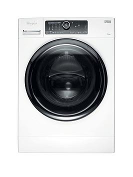 Whirlpool Fscr90430 9Kg Load, 1400 Spin Washing Machine - White