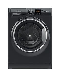 hotpoint-nswm1043cbsukn-10kg-load-1400-spin-washing-machine-black