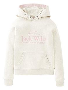 jack-wills-girls-script-hoodie-light-grey-marl