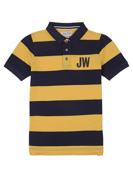 jack-wills-boys-mallard-stripe-polo-shirt-yellownavy