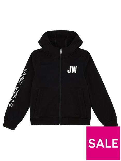 jack-wills-boys-text-soft-shell-jacket-black