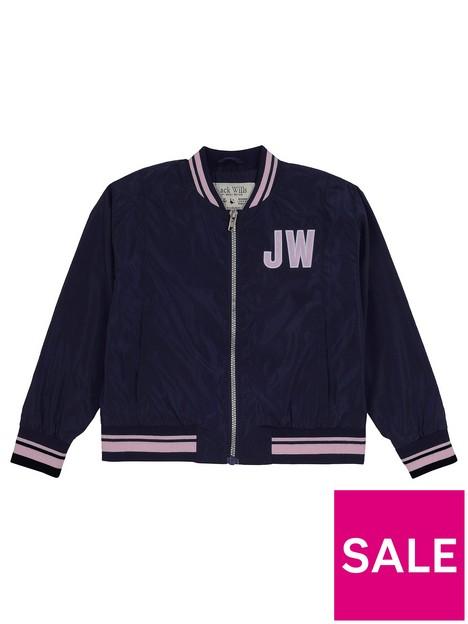 jack-wills-girls-bomber-jacket-navy