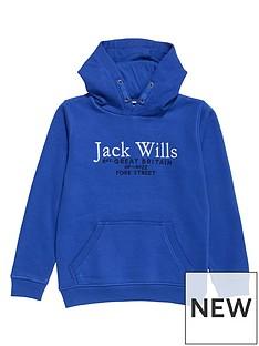 jack-wills-boys-script-hoodie-blue