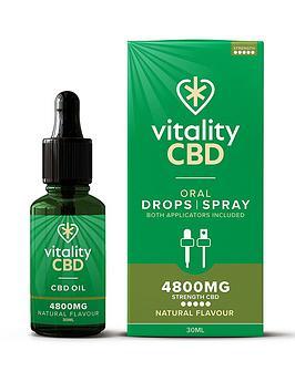 vitality-cbd-vitality-cbd-oral-dropsspray-natural-4800mg-30ml