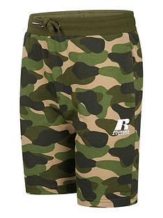russell-athletic-boys-r-logo-camo-print-jog-shorts-army-green