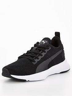 puma-flyer-runner-junior-trainer-blackwhite