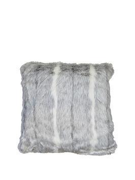 cascade-home-sable-faux-fur-cushion